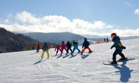 Corso Sci e Snowboard