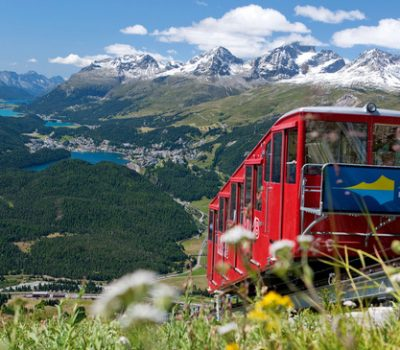 Rifugio Segantini Svizzera